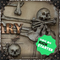 ☩💀 Our Kickstarter is now LIVE! 💀☩ Check out our first day ONLY early bird special deal! https://www.kickstarter.com/projects/sedlecossuaryproject/sedlec-ossuary-150th-anniversary-commemorative-book (Or just click the link in our bio! :point_u (Sedlec Ossuary Project) Tags: sedlecossuaryproject sedlec ossuary project sedlecossuary kostnice kutnahora kutna hora prague czechrepublic czech republic czechia churchofbones church bones skeleton skulls humanbones human mementomori memento mori creepy travel macabre death dark historical architecture historicpreservation historic preservation landmark explore unusual mechanicalwhispers mechanical whispers instagram ifttt