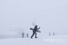 Mount Buller, Australia (Naomi Rahim (thanks for 5 million visits)) Tags: mountbuller victoria australia 2019 winter snow wanderlust outdoors travel travelphotography nikon nikond7200 alpine nature landscape day skiresort minimalist man skiing snowboarding sport mountain person
