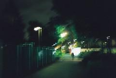 (lemonhats) Tags: fujihdp fujinon2838 lomocolor400 classiccamera vintagecamera constructioncamera 38mmfixedlens f28 iso400 35mmcolorprintfilm traditionalphotography analoguephotography filmphotography filmisnotdead filmisalive shootfilm believeinfilm filmcommunity fpper filmforever walking hikarigaoka nerimaku tokyoto nightexposure