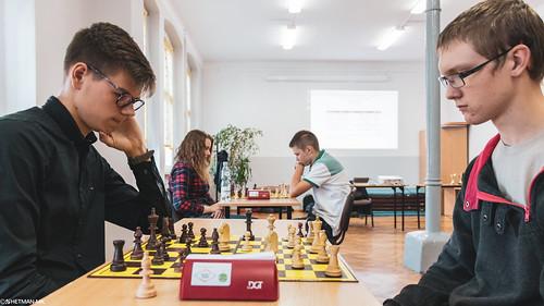 Mistrzostwa I LO Świdnica w Szachach-72