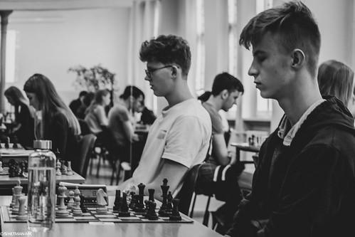 Mistrzostwa I LO Świdnica w Szachach-46