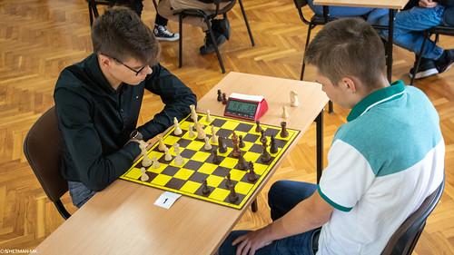 Mistrzostwa I LO Świdnica w Szachach-45