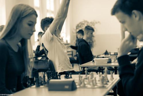 Mistrzostwa I LO Świdnica w Szachach-42