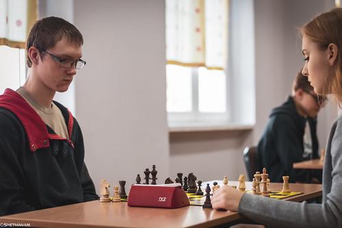 Mistrzostwa I LO Świdnica w Szachach-40
