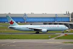 "Air Canada C-FXCA Boeing 767-375ER cn/24574-302 ""639"" Tfd Air Canada Rouge 24 Jan 2018 @ EHAM / AMS 09-11-2015 (Nabil Molinari Photography) Tags: air canada cfxca boeing 767375er cn24574302 639 tfd rouge 24 jan 2018 eham ams 09112015"