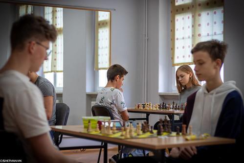 Mistrzostwa I LO Świdnica w Szachach-16