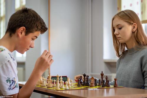Mistrzostwa I LO Świdnica w Szachach-15