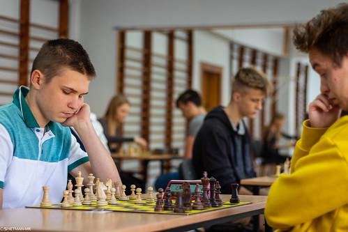 Mistrzostwa I LO Świdnica w Szachach-12