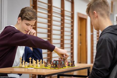 Mistrzostwa I LO Świdnica w Szachach-10