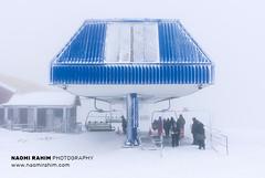 Northside Express - Mount Buller (Naomi Rahim (thanks for 5 million visits)) Tags: mountbuller victoria australia 2019 snow winter skiresort ski alpine travel travelphotography nikon nikond7200 wanderlust outdoors blue chairlift