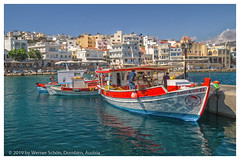At the Harbour (WS Foto) Tags: pigadia karpathos greece dodekanes harbour hafen sky blue fisherboats greekislands griechischeinseln griechenland