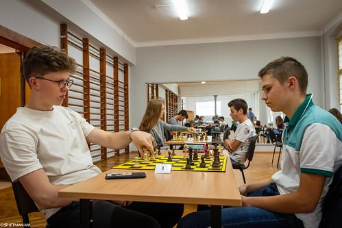 Mistrzostwa I LO Świdnica w Szachach-1