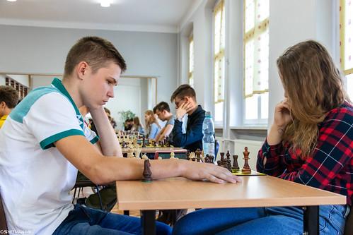 Mistrzostwa I LO Świdnica w Szachach-74