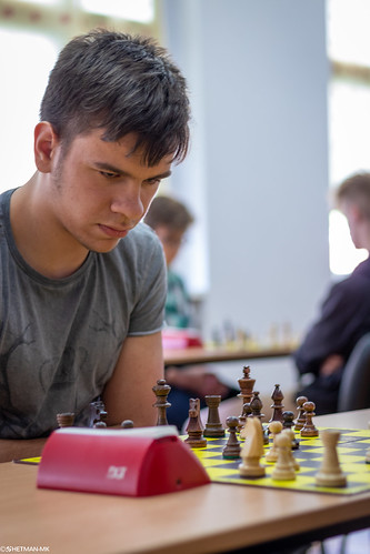 Mistrzostwa I LO Świdnica w Szachach-23