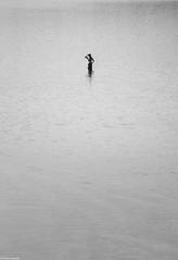 Alone - Lake Nakło-Chechło 2019 (Tu i tam fotografia) Tags: lake jezioro woda water kobieta woman człowiek man minimalism minimalizm minimal polska poland mood moody swimsuit sylwetka silhouette blackandwhite noiretblanc enblancoynegro inbiancoenero bw monochrome czerń biel czerńibiel noir czarnobiałe blancoynegro biancoenero candid outdoor