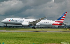 AMERICAN AIRLINES B787 N841AN (Adrian.Kissane) Tags: aviation ireland airport runway arriving sky outdoors 787 boeing airline airliner dreamliner jet plane aircraft aeroplane n841an 40657 1662019 b787 dublin dublinairport americanal