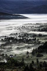 Homoljac Morning Fog (orkomedix) Tags: canon eosr rf24 rf24105f4l fog morning trees mountain view homoljac outdoor phototrip sunrise