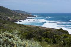 waves (*magma*) Tags: sardegna mare sea mosso vento wind onde waves rocks scogliera alghero