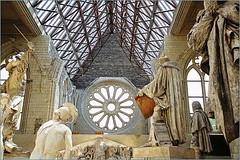 Galerie David d'Angers, Angers, Maine-et-Loire, France (claude lina) Tags: claudelina france maineetloire valdeloire angers musée museum daviddangers muséedaviddangers sculpture art oeuvre