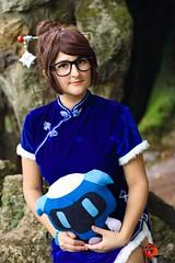 Gabrielle cosplay Mei - 2
