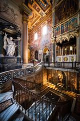 Roma - Basilica di San Giovanni in Laterano (Davide Gabino (aka Stròlic Furlàn)) Tags: roma sangiovanniinlaterano basilica church faith religion laowa12f28