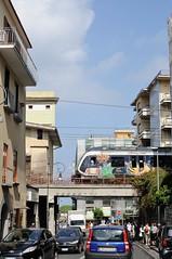 ERT-203- Sorrento-Italy-23-9-2019 (D1021) Tags: ert203 emu metergauge sorrento sorrentostation italy italianrailway d300 nikond300