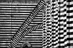 Black&White... (modestino68) Tags: bn bw linee lines chiesa church