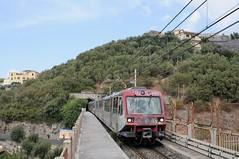 ERT-017-Seiano-Italy-23-9-2019 (D1021) Tags: ert017 emu metergauge seiano seianostation italy italianrailway d300 nikond300