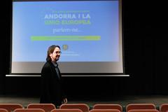 Reunió pública sobre Andorra i UE.30-09-2019 (Govern d'Andorra) Tags: andorracanillo poble ue unióeuropea