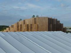 79&Park (skumroffe) Tags: 79park oscarproperties big bjarkeingelsgroup building byggnad arkitektur architecture väderskydd stockholm sweden cedarcladding cedar ceder cederträ
