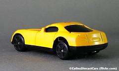Amscan - Dodge Viper SRT/10 (Colinsdiecastcars) Tags: p1040954 amscan dodge viper srt10 164