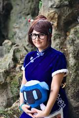 Gabrielle cosplay Mei - 4