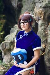 Gabrielle cosplay Mei - 3