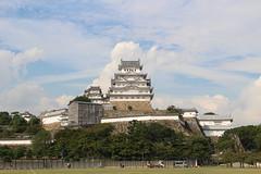 IMG_6274 Himeji Castle (drayy) Tags: trip travel holiday japan himeji hyogo hyougo castle himejicastle 日本 兵庫 兵庫県 姫路 城 姫路城 庭