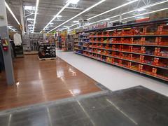 The Different Floors of Walmart (Random Retail) Tags: bradford pa store retail 2019 walmart remodel