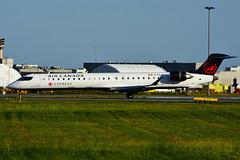 C-FCJZ (Air Canada EXPRESS - JAZZ) (Steelhead 2010) Tags: aircanada aircanadaexpress jazz bombardier crj yul creg crj900 cfcjz