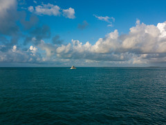 9-28-19-StockImages (Daniel Wedeking) Tags: atlantic boat clouds florida floridakeys keywest nature ocean ooutdoors open sea sky unitedstates water white unitedstatesofamerica