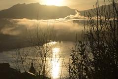 amanecer otoñal (gabrielg761) Tags: amanecer bahia pasajes otoño donosti