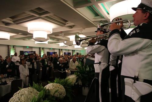Green & White Homecoming Brunch, September 2019