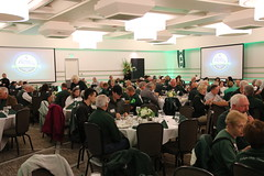 Photo representing Green & White Homecoming Brunch, September 2019