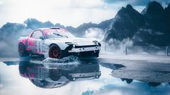 Mazda RX-7 (RaY29rus) Tags: nikon d3100 mountain drift fd