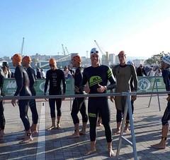 Campeonato España Triatlón Distancia Olímpica A Coruña team clavería 13