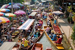 Thailand (ne.da.khodayaritu) Tags: تایلند تورتایلند thailand thailandtour thailandfloatmarket