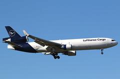 Lufthansa Cargo | MD-11F | D-ALCA | FRA | 21.09.2019 (Norbert.Schmidt) Tags: frankfurt cargo lufthansa md11 frankfurtairport lufthansacargo dalca