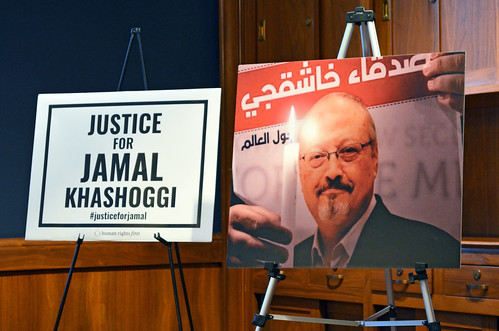 Justice for Jamal