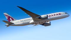 Boeing 787-8 Dreamliner A7-BCQ Qatar Airways (William Musculus) Tags: london gatwick airport aviation plane airplane spotting william musculus egkk lgw a7bcq qatar airways boeing 7878 dreamliner qr qtr