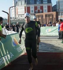 Campeonato España Triatlón Distancia Olímpica A Coruña team clavería 11