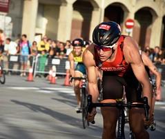 Campeonato España Triatlón Distancia Olímpica A Coruña team clavería 9