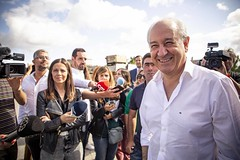 Legislativas 2019: Rui Rio em Viseu