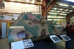 "PzKpfw V Panther 00001 • <a style=""font-size:0.8em;"" href=""http://www.flickr.com/photos/81723459@N04/48826907427/"" target=""_blank"">View on Flickr</a>"